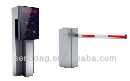 2013 Shenzhen New Spod Smart Car Parking System