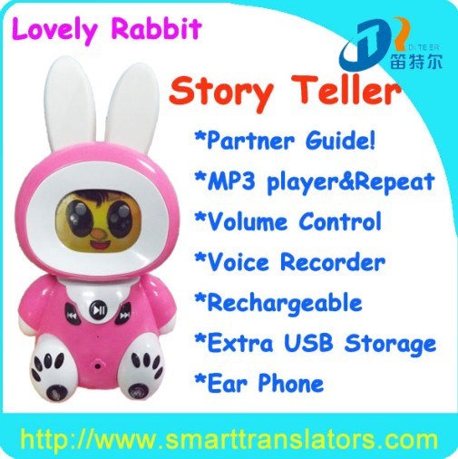 2013 Story Teller For Kids St001 Mp3 English Language