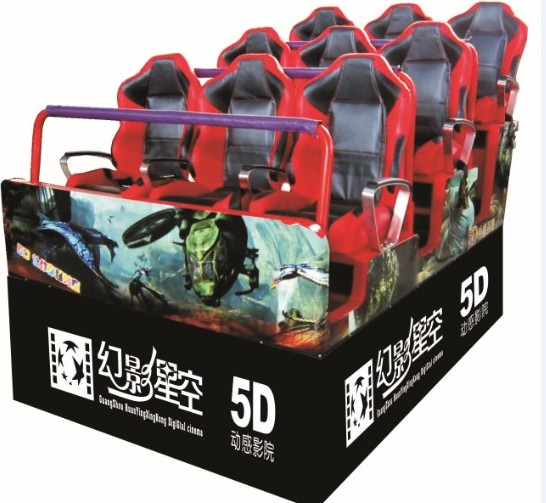 2013 The Newest And Steady Hq Electric 5d Cinema Equipment