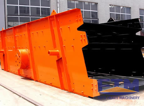 2014 Best Selling Vibrating Screen Machine