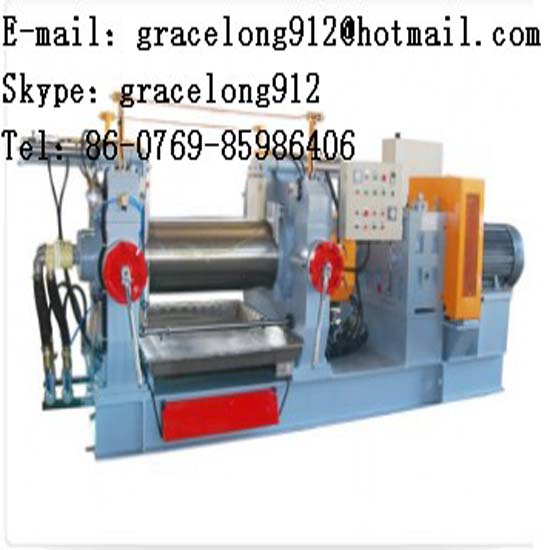 2014 China Manufacture Open Mill For Rubber