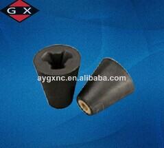 2014 Hot Exported Refractory Metering Nozzle With Zirconia Insert