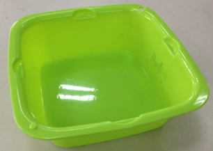 2014 Hot Sale Square Plastic Basin Made By Pp