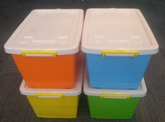 2014 Hot Selling Pp Plastic Storage Boxes