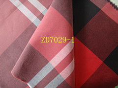 2014 Latest Cotton Yarn Dyed Fabric