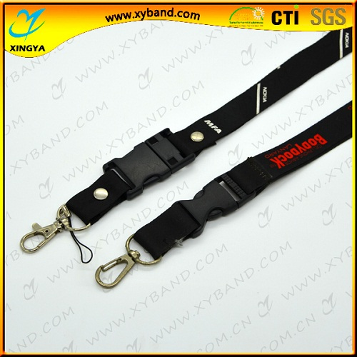 2014 New Cheaper High Quality Custom Printed Polyester Neck Lanyard
