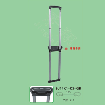 2014 New Design Color Outside Trolley Handle