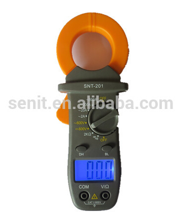 2014 New Digital Clamp Meter Snt201