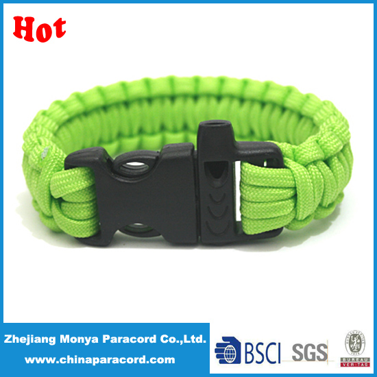 2014 The Newest Fashion Paracord Bracelet Wholesale