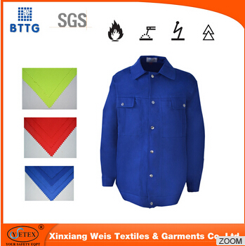 2015 China Manufacturer Garment Fire Protection Jackets