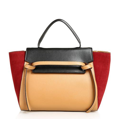 2015 Fashion Designer Handbags Shoulder Bags Casual Genuine Leather Bag Women Messenger Tote Bolsa F