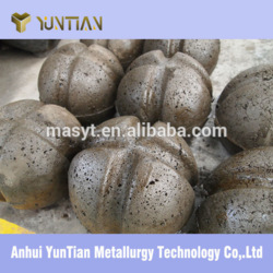 2015 Hot Cheap And High Quality Slag Stopping Ball For Converter To Skim