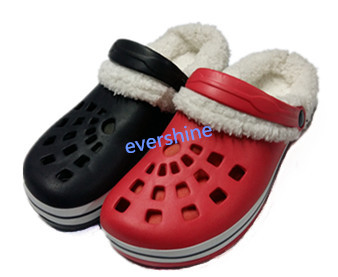2015 Hot Sale Eva Fashion Cotton Clogs