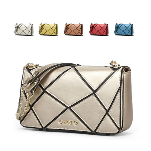 2015 Luxury Designer Brand Women Bag Genuine Leather Ladies Bolsas Crossbody Shoulder Patchwork Bols