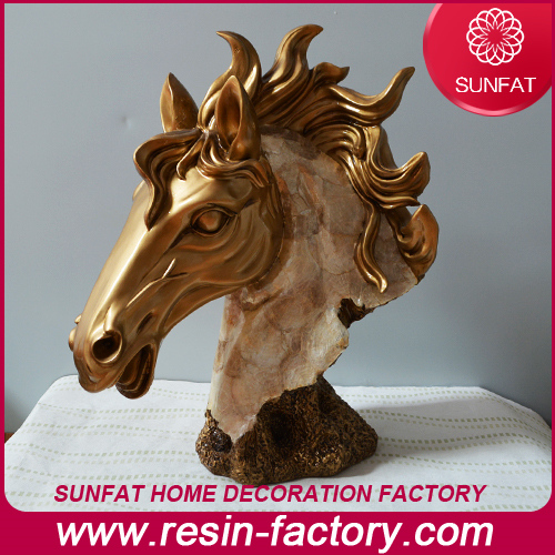 2015 New Arriavl Design European Style Statue Poly Resin Home Decorations