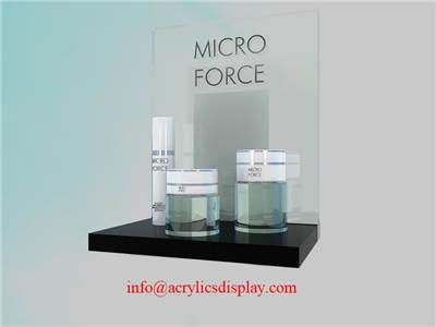 2016 Fashion Acrylic Cosmetic Display