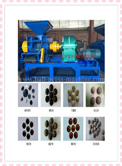 2016 New Designed Mineral Powder Briquette Machine
