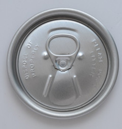 206 57mm Drinking Can Lids
