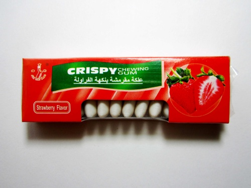 20g Crispy Chewing Gum