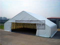 20m 65 Wide Prefabricated Truss Structure Large Tent Warehouse