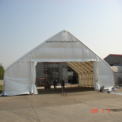 20m Span Super Wide Shelter Stu6549