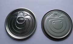 214 69 7mm Tinplate Can Lid