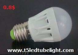220v 3w Smd2835 E27 B22 Led Bulb Light With Cheap Price