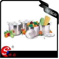 22cm 24cm 26cm 28cm Stainless Steel Food Steamer Stock Pot Set Hot Pan