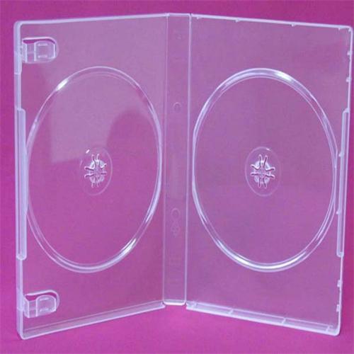 22mm Super Clear 2 Dvd Case