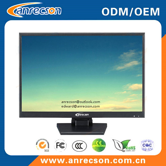 23 6 Inch Professional Cctv Monitor With Hdmi Vga Bnc Ports