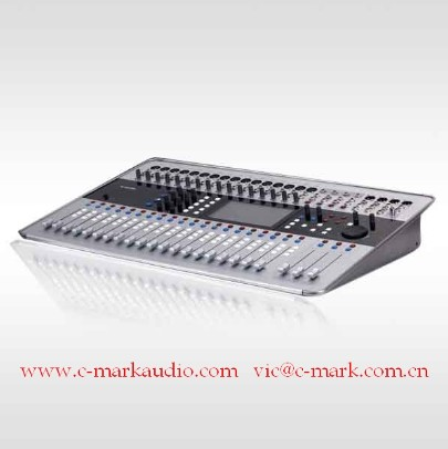 24 Channel Digital Mixer C Mark Cdm24
