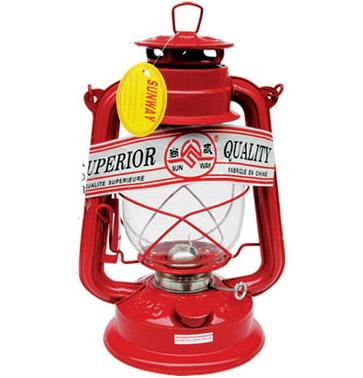 245 Hurricane Lantern Kerosene