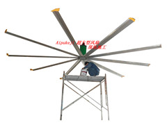 24ft Industrial Hvls Fan