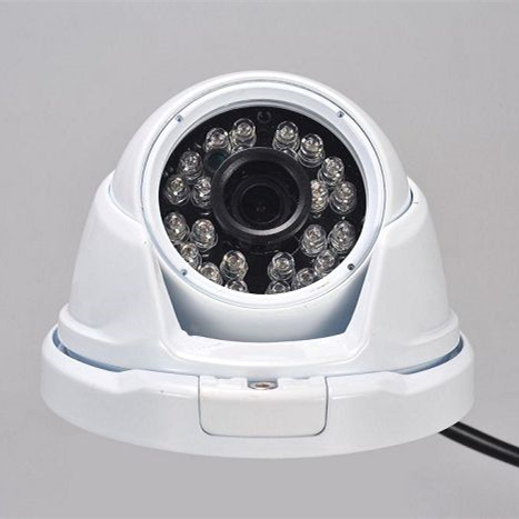 24pcs Ir Light Ip Camera With Focsmart Ce Rohs Cetification