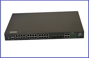 24ports Poe Ethernet Switch