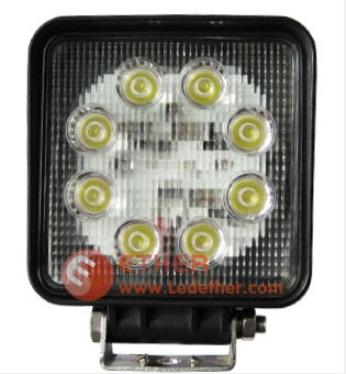 24w Led Work Square Light E Wl 0006