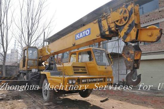 25 Ton Kato Used Truck Crane
