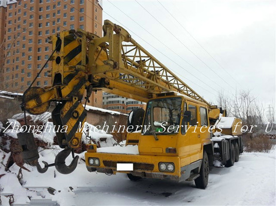 25 Ton Tadano Used Crane