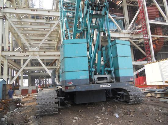 250 Ton Used Kobelco Crawler Crane