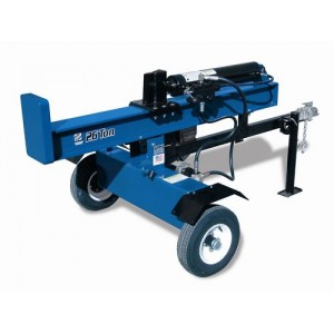 26 Ton Iron Oak Log Splitter Bhvh2609 Wood Chipper