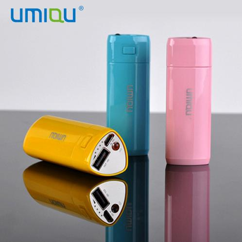 2600mah Mini Power Bank For Cellphone Mp3