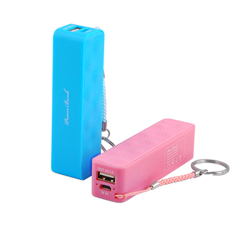 2600mah Power Bank For Samsung With 1a Output