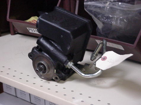 26028227 Gm Power Steering Pump 2 4 Quad