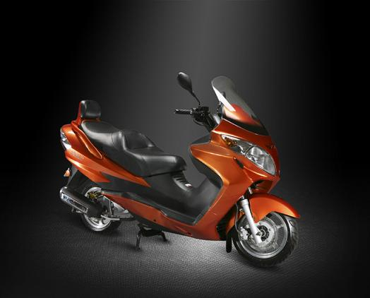 260cc Motor Scooter Xy260t 4 With Epa Eec Approval
