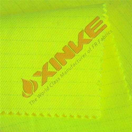 260gsm 350gsm Cvc Fr Textile