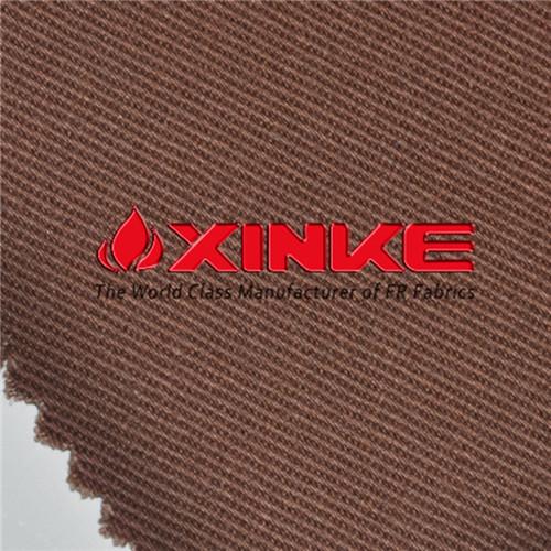 260gsm Cvc Fr Clothing Fabric
