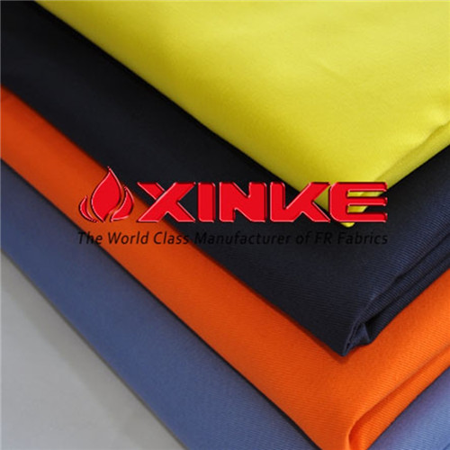 260gsm Cvc Fr Fabric Welding Used