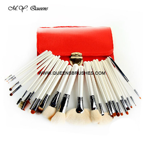 26pcs Makeup Brush Set Nail Brushes Cosmetic Powder Blush Foundation Kabuki