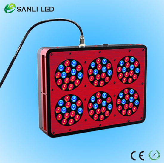 270w Led Grow Lights With Red 660nm 630nm 460nm 730nm Lamp For Green House Lighting Hydroponic