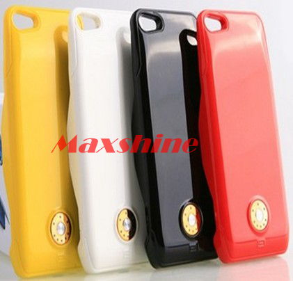 2800mah Battery Case For Iphone 5 Maxshine Technology Co Ltd